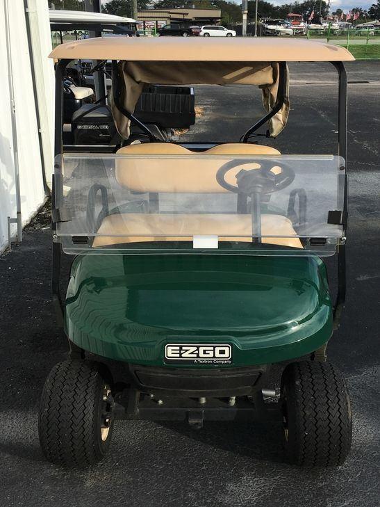 2015 EZGO TXT Green Gas