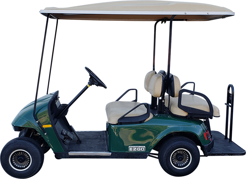 2012 EZGO TXT Green Electric