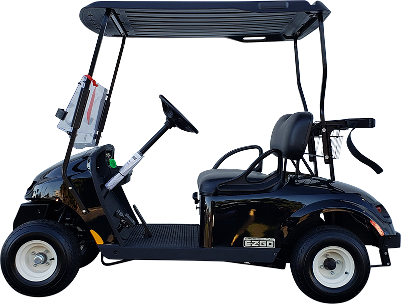 2018 EZGO TXT Black Gas